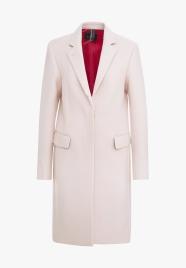 mantel hellrosa